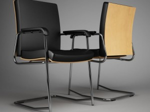 CGAxis Office Chair 58