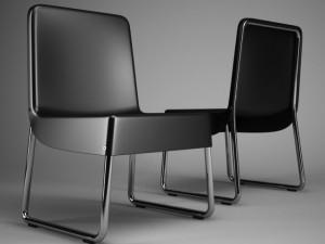 CGAxis Office Chair 60