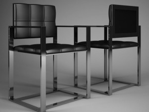 CGAxis Office Chair 63