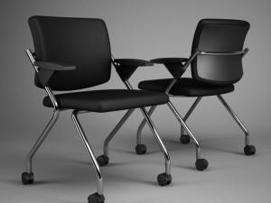 CGAxis Office Chair 64