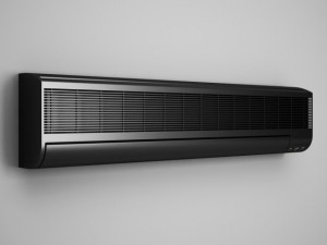 CGAxis Wall Air Conditioner 09