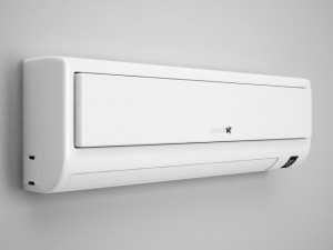 CGAxis Wall Air Conditioner 10