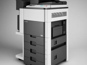 CGAxis Photocopier Machine 14