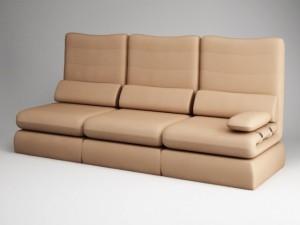 CGAxis Modern Sofa 06