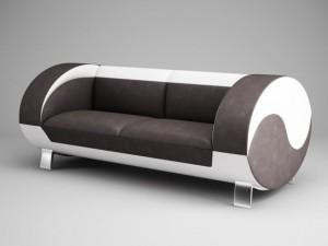 CGAxis Modern Sofa 16