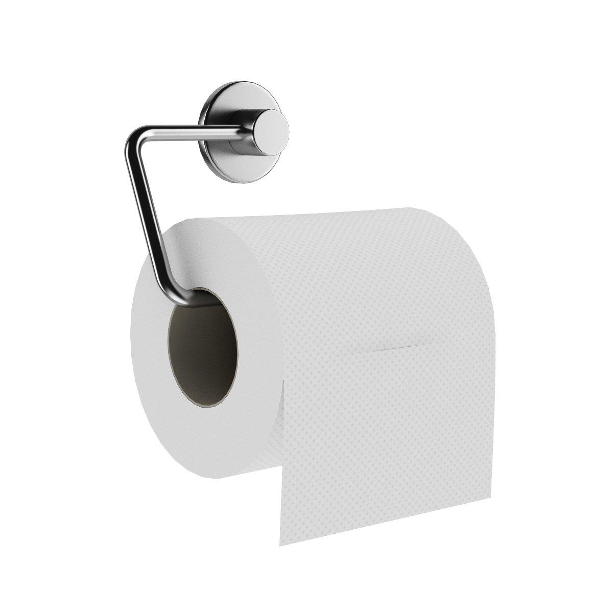 Toilet Paper 3D Model in Bathroom 3DExport