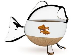 Fishshape Aquarium