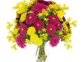 Flower Bouquet in Vase