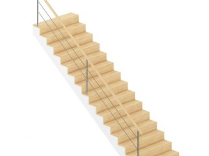 Wooden Stairs 9