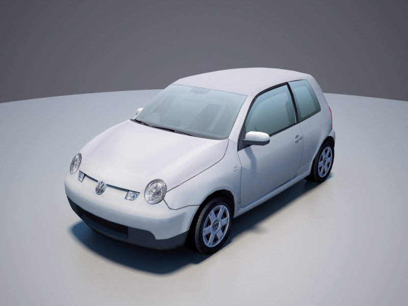 Vw lupo 3d model in compact cars 3dexport vw lupo 3d model fandeluxe Gallery