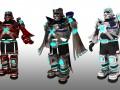 SciFi Armor Set 2