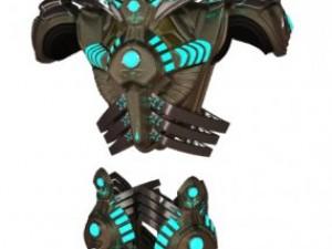 SciFi Armor Set 1