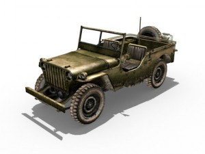 Willys Army Jeep