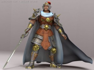 Chinese Ancient General