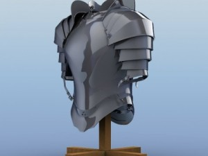 Body Armor for Knight