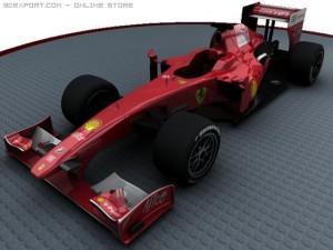 Ferarri F60 Scuderia