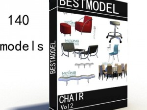 Chair vol02 140 models