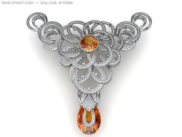 Necklace 3D Model
