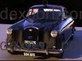 Police car Wolseley Six Ninety  Series II