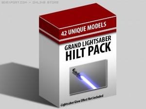 Grand Saber Hilt Pack
