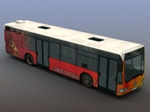 CityBus Mercedes Citaro