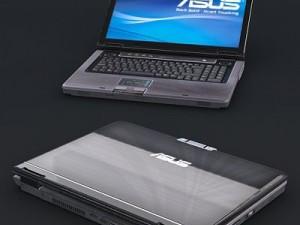 Asus M70s Laptop HD Model