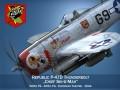 Republic P-47D Thunderbolt Ski U Mah