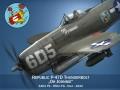 Republic P-47 Thunderbolt - Oh Johnnie