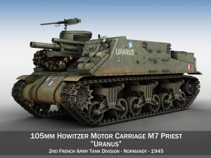 M7 Priest - Uranus
