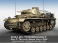 PzBefWg III - AusfE - DAK