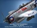Republic P-47D Thunderbolt - Elsie - Lil Butch