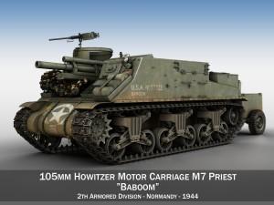 M7 Priest - Baboom