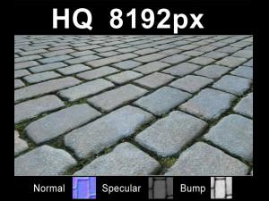 Paver Blocks 11 High Res Set