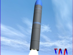 JL-2 Ballistic Missile