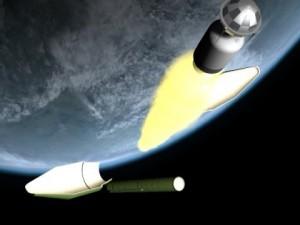 DPRK Taepo Dong 2A SLV Rocket