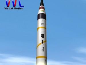 DRDO AGNI501 test missile