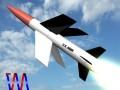 US MGM18A Lacrosse Missile