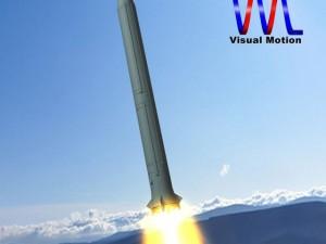 Russian SS4 Sandel Missile