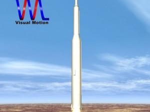 Iranian Simorgh Missile Concept 2