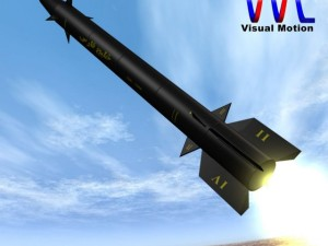 Iranian Persian Gulf Missile