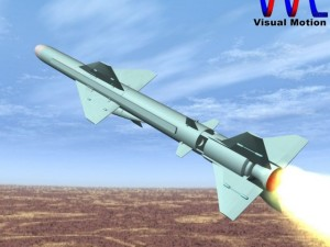 Iranian Noor Cruise Missile