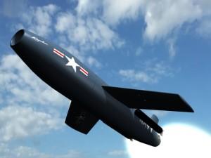 US SSMN8 Regulus I Cruise Missile