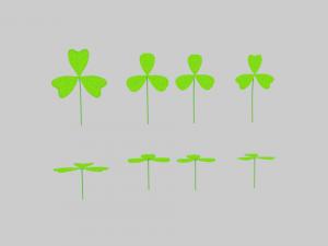 Three Leaf Clover Pack