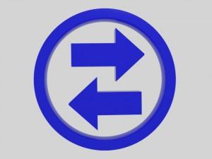 Twin Arrow Symbol