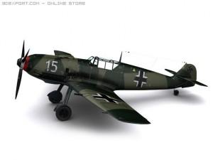 Messerschmitt BF109E3 Emil