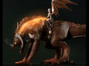 Land Dragon