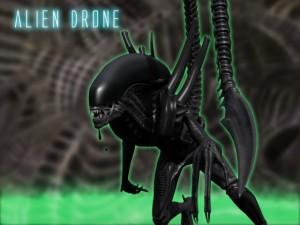 Xenomorph Alien Drone