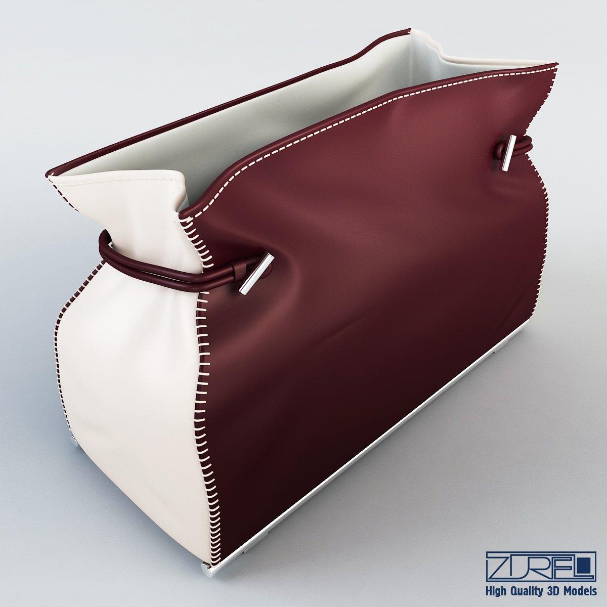 29773bde48e Charlotte bag 3D Model in Clothing 3DExport