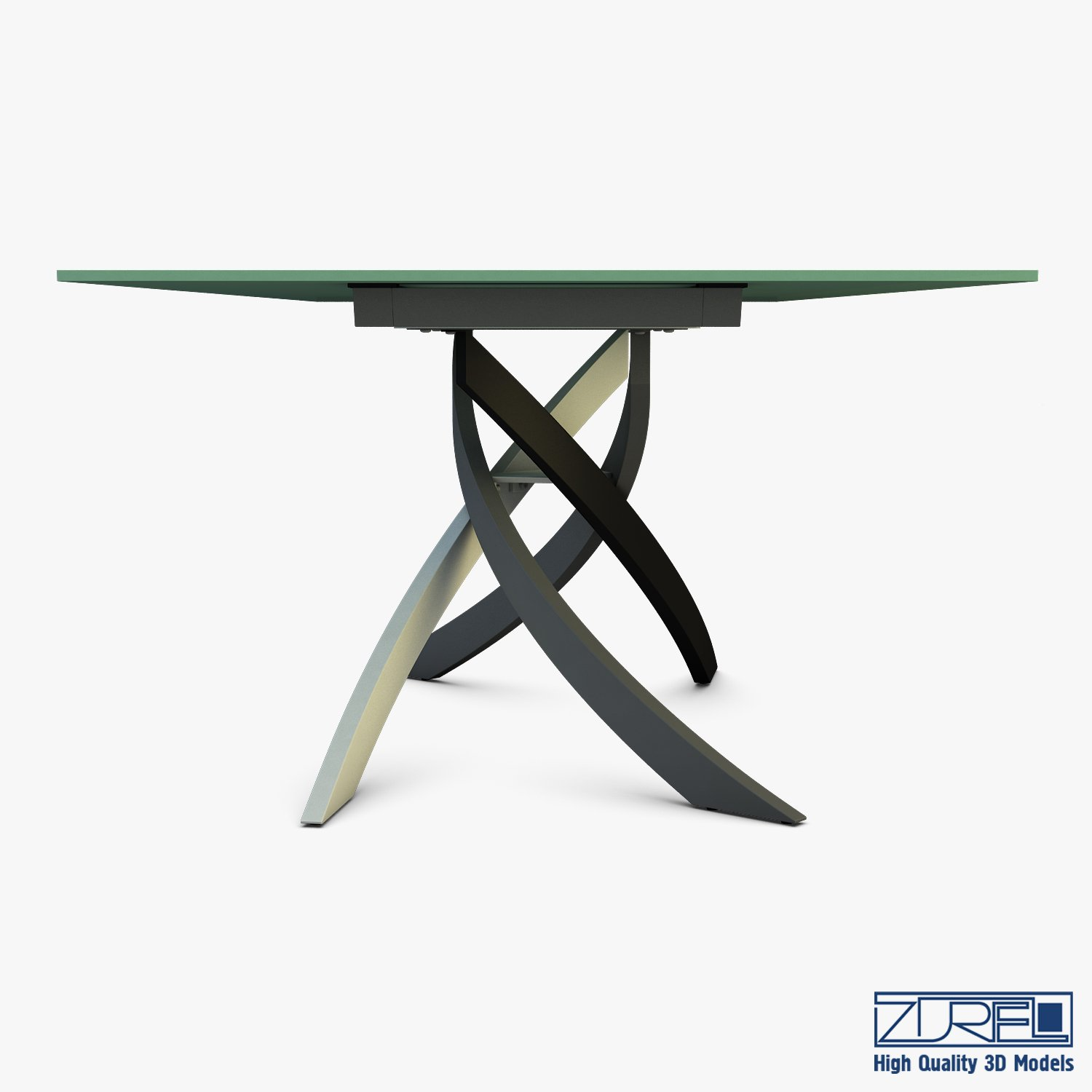 Bontempi Artistico Gl Dining Table Remove Bookmark This Item
