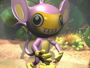 Pokemon like monkey RIGGED
